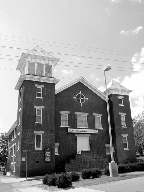 St. Paul AME Zion Church - Johnson City, TN