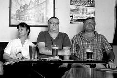 IMG_0731 (Mary Susan Smith) Tags: york summer england people three blackwhite pub sitting candid drinking bored sit thumbsup seated twothumbsup bigmomma gamewinner thumbwrestler challengeyouwinner 3waychallengewinner cychallengewinner thechallengefactory tcfwinner thumbsupchallengeswinner storybookwinner pregamewinner