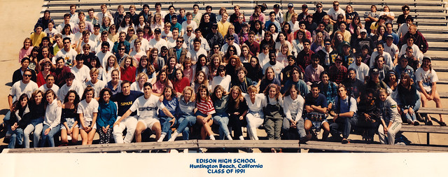 Edison High School, Class of 1991