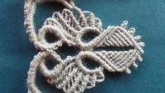 particolare centrale (patty macram) Tags: creazioni macrame gioielli accessori margarete macram margaretenspitze