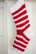 Christmas Stocking Loom Knitting Pattern : Ravelry: Loom Knit Christmas Stocking pattern by Kathy Norris