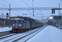 Rc4 1174 + Rc6 1343, Uppsala (S) (RobbyH83) Tags: sj uppsala rc4 rc6