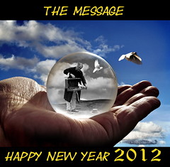 The Message (h.koppdelaney) Tags: life art digital photoshop freedom view symbol path miracle release picture free happiness philosophy mind quest metaphor psyche doves symbolism psychology archetype koppdelaney