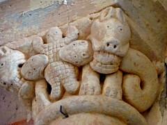 Nonette - Saint-Nicolas (Martin M. Miles - - gone for a walk) Tags: dog france snake massacre capital 63 toad romanesque saintlaurent auvergne puydedme nonette mansbestfriend romanauvergnat