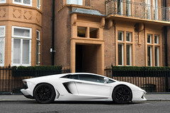Yes, it's white. (Alex Penfold) Tags: auto camera white london cars alex sports car sport mobile canon photography eos photo cool flickr image awesome flash picture super spot harrods knightsbridge exotic photograph lp spotted hyper 700 lamborghini supercar spotting exotica sportscar 2012 sportscars supercars lambo penfold bs1 spotter hypercar 60d hypercars aventador lp700 alexpenfold