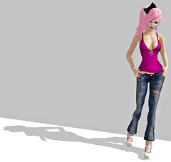 Anytime (MarjaLanguish) Tags: blog action avatar secondlife anymore digitalgirl purplemoon thedressingroom gfields glamaffair