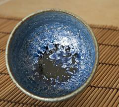 Nakao summer galaxy guinomi (debunix) Tags: sakecup guinomi summergalaxyglaze tetsuakinakao