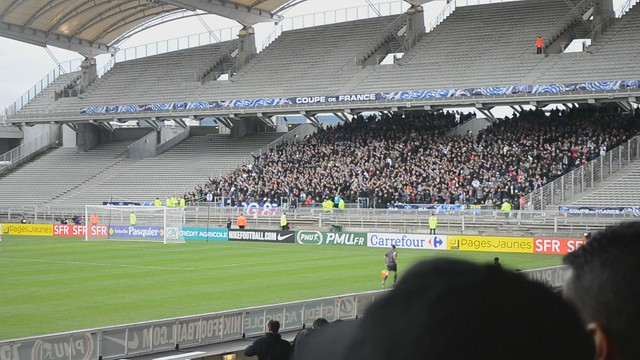 COUPE DE FRANCE Lyon Duchère AS - Olympique Lyonnais