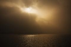 Haze (Abhirup Bose) Tags: nationalgeographic sunrisesunsetanythingsun calcuttakolkata flickraward creativephotogroup grouptripod unseen~india flickrtravelaward photographismemory 0eliteclub