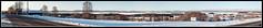 Panorama Orsasjön (mmoborg) Tags: winter snow cold kyla vinter snö 2012 mmoborg mariamoborg
