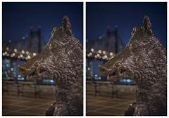 Bridge and Boar 2 (-ytf-) Tags: nyc newyorkcity night 3d manhattan stereo uppereastside crossview reddit ytf ytfnyc hollywoodinternationalstereoexhibitionreject
