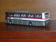 3692 NT, 1/76 Corgie code 3 Volvo Vanhool Alizee (ronnie.cameron2009) Tags: travel coach model models passengers publictransport coaches psv pcv dingwall bustravel coachjourney coachtravel passengertransport newtonstravel newtonscoaches passengertravel