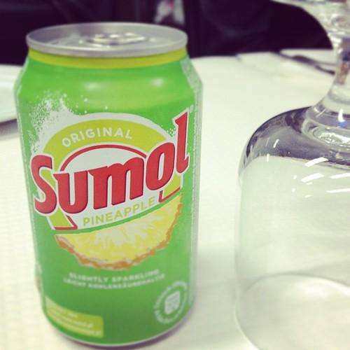 Sumol baby! #sumol #portugal