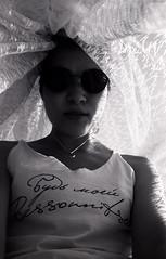. (Katja Garkushko) Tags: summer bw selfportrait film diary 2011