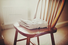 cosy soft winter (In Memory Lane~) Tags: winter 35mm wooden chair mark ii flare 5d 35l