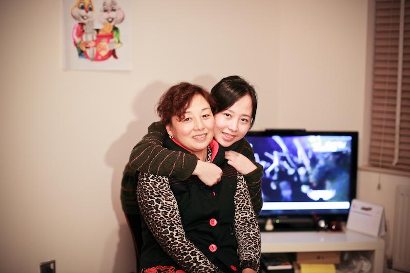 Chen Jie home dinner 053