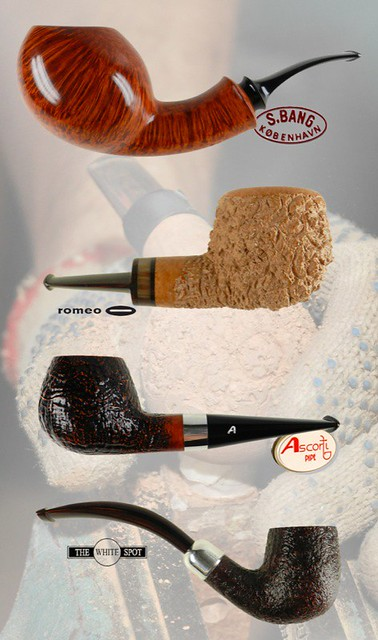 Al Pascia smoking pipes - newsletter