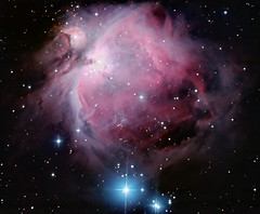 M42 - The Gem in Orion + 15 January 2012 (BudgetAstro) Tags: nikond70 astrophotography orion m42 dss m43 greatnebulainorion deepskystacker Astrometrydotnet:status=solved Astrometrydotnet:version=14400 Astrometrydotnet:id=alpha20120177367971