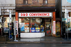 DSC_0954 v2 (collations) Tags: toronto ontario architecture documentary vernacular streetscapes builtenvironment cornerstores conveniencestores urbanfabric varietystores