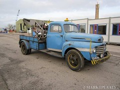 1950 Ford F6 takelwagen Flathead V8 PS-41-40 (Tuuur) Tags: ford truck tow 1950 v8 flathead f6 takelwagen tuuur ps4140