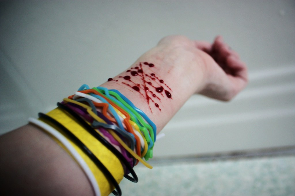 Bloody Cuts On Wrist | www.imgkid.com - The Image Kid Has It!
