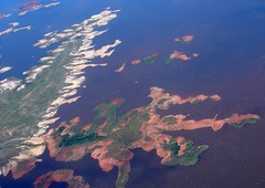 Interesting formations flying over Amazon River, Amazon Delta, Venezuela, South America (Far Out Photography) Tags: detail eye nature water river landscape interesting amazon day different view background patterns venezuela over peaceful sunny fresh environment serene unusual patterned the tributaries south america delta flying birds rivers amazon