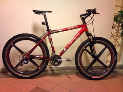 (imranbecks) Tags: bike trek bikes hardtail roks 3700 spinergy revx