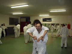 My lesson at Aikikai Biella (..AikiDude..) Tags: italy biella january winter 2012 holidays aikido aikikai dojo valdengo rabbit hands