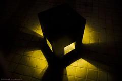 DSC_2963 (nikolas mavrikakis) Tags: paris france art yellow lights misc symmetry beam pointofview