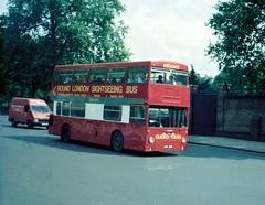 Ebdon, Sidcup Daimler Fleetline GHV 20N (miledorcha) Tags: bus london buses kent tour place sightseeing round tours lt daimler fleetline sw1 psv pcv parkroyal londontransport grosvenor dms sidcup prv ebdon d1020 crl6 rlst ebdons ghv20n