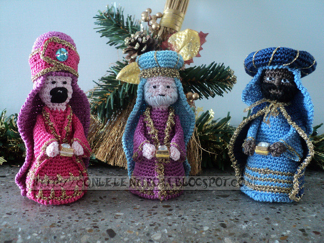 Amigurumi Presepe Uncinetto : The Worlds Best Photos by *giodina* - Flickr Hive Mind