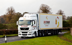 NR Evans  selects Marshall Fleet Solutions to Supply new Thermo King units