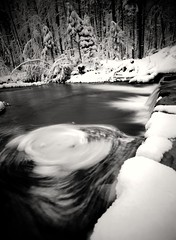 fall (hiasl_3) Tags: schnee bw snow fall ice water bayern bavaria waterfall wasser long exposure wasserfall sw eis belichtung longtime langzeit nd110 gettygermanyq4 cascadebichl steinbachwinter