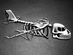 Plane (bigalbinomonkey) Tags: art plane airplane dead skeleton death fly flying cool sweet drawing air awesome jesus flight evil charcoal bones sick soar