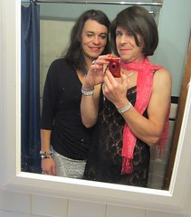 Tgirl Reflections (MarcieGurl) Tags: