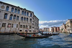 VENICE  (non-hdr) (Rex Montalban Photography) Tags: venice italy europe gondola venezia nonhdr rexmontalbanphotography