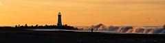 Santa Cruz Trip - Feb 2012 - 19 (www.bazpics.com) Tags: ocean california ca sunset santacruz lighthouse sunrise point one 1 coast highway pacific pigeon shore coastline barryoneilphotography