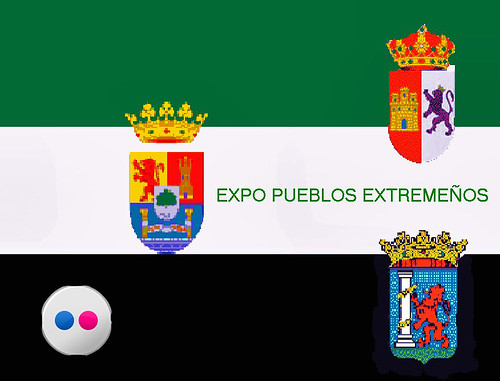 EXPO PUEBLOS EXTREMEÑOS banner flickr