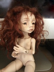 FS: Berry (porcelain) by Tatiana Trifonova (Triffonyartwork) (Soneekk) Tags: berry doll artist artdoll porcelain fa fs trifonova