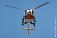 Off Airport @ Salamina I 15.05.2016 I Eurocopter EC 130B4 I SX-HVJ (onemoregeorge.frames) Tags: island nikon may greece helicopter omg eurocopter 2016 offairport ec130 salamina d40x ec30 airbushelicopters onemoregeorge sxhvj