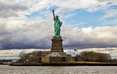 Statue of Liberty, Liberty Island, New York City, USA (Lemmo2009) Tags: newyorkcity usa statueofliberty libertyisland