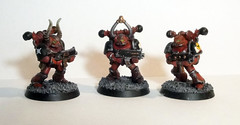 Chaos Marines (Roganzar) Tags: chaos space marines warhammer40k gamesworkshop wordbearers executionforce