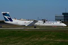 C-FSWE (WestJet Encore) (Steelhead 2010) Tags: westjet encore yyz bombardier dhc8 creg dhc8q400 cfswe