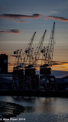 Harbour Cranes, Oslo