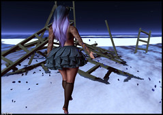- Une me aussi sombre qu'une nuit sans lune... - @ Chouchou (llll lay973 erann llll) Tags: logo infinity avatar secondlife ikon maitreya modish slink exxess eclare dirtystories rudecats realevilindustries auricastore slackgirl