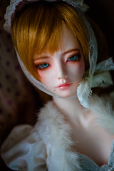 Zaoll Luv Normal Skin Dollmore SD BJD Custom Faceup (aEthEr hEad) Tags: ball asian doll ebay luv bjd abjd jointed dollmore zaoll