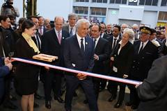 Inauguration Halle Bio Rungis (March de Rungis) Tags: paris bio hollande rungis