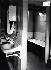 Folder30_0015 (QueenElizabeth'sFoundation) Tags: history bathroom hostel surrey disabled 1960s sinks disability leatherhead qef disabilitycharity qetc disabilityhistory disabilityarchive queenelizabethsfoundationfordisabledpeople