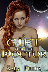 A Gift for the Doctor (CoverReveals) Tags: dragon magic ds romance bdsm aliens medical doctor scifi sciencefiction paranormal submission spanking dominance wolves futuristic suspense shifters