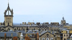 A View From the Museum Roof 02 (byronv2) Tags: roof history church skyline museum scotland edinburgh cityscape spire nationalmuseumofscotland oldtown roofterrace chambersstreet royalmuseumofscotland edimbourg saintgilescathedral